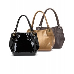 Stylish leather bags in stock